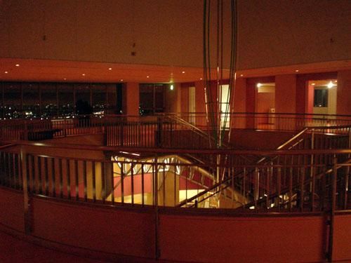 群馬県庁:展望ホール