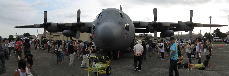 C-130H ハーキュリーズ輸送機