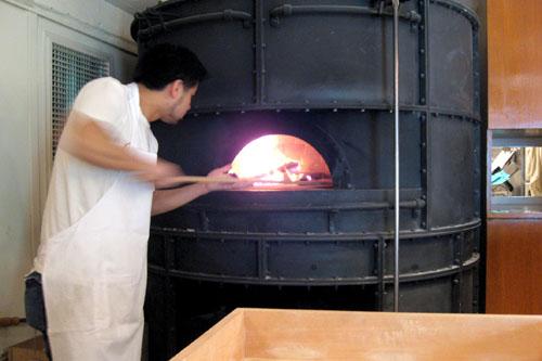SAVOY(サヴォイ)窯焼きピザ