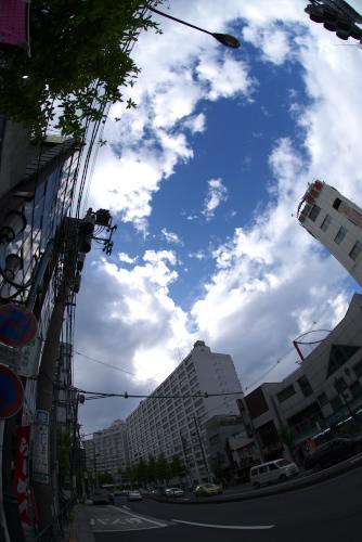 東京うどん天神