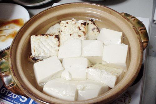 京都の豆腐は美味だった