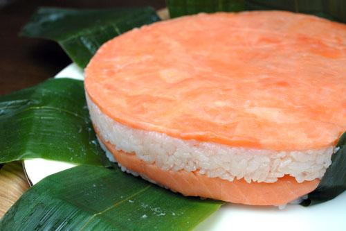 富山のます寿司
