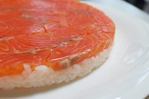 自家製ます寿司、ふたたび