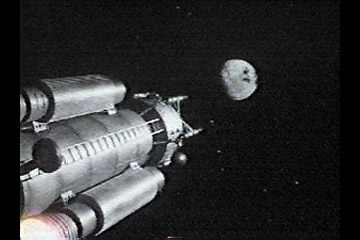 Salvage / 宇宙清掃株式会社 NASAもビックリ!廃品再生手作りロケット月面着陸!