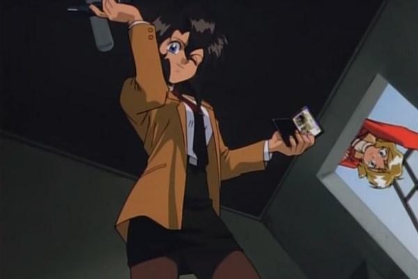 ガンスミスキャッツ (OVA全3話)