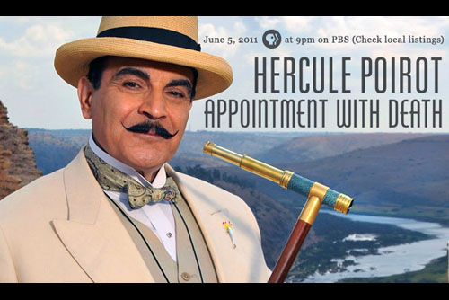 Appointment with Death / Agatha Christie's Poirot #61