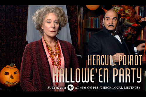 Hallowe'en Party / Agatha Christie's Poirot #63