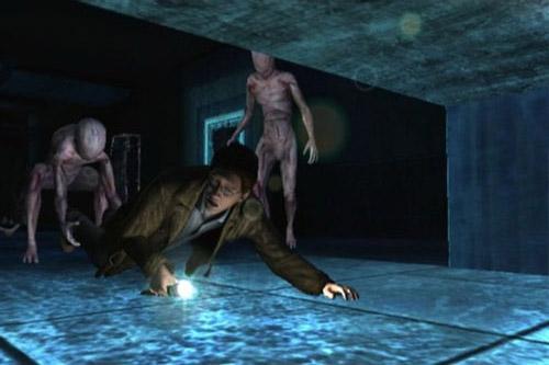 サイレントヒル シャッタードメモリーズ (Wii)