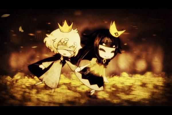 嘘つき姫と盲目王子 (PS4)