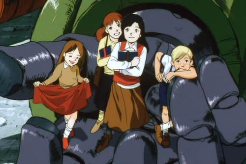 機動戦士ガンダム 0080 ポケットの中の戦争 (OVA全6話)