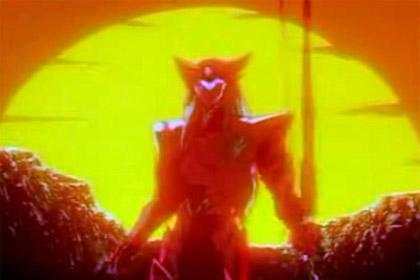 宇宙の騎士テッカマンブレード 特典映像 MISSING LING