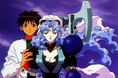神秘の世界エルハザード (OVA全7話)