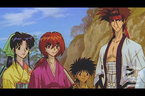 るろうに剣心 -明治剣客浪漫譚- 維新志士への鎮魂歌(レクイエム)
