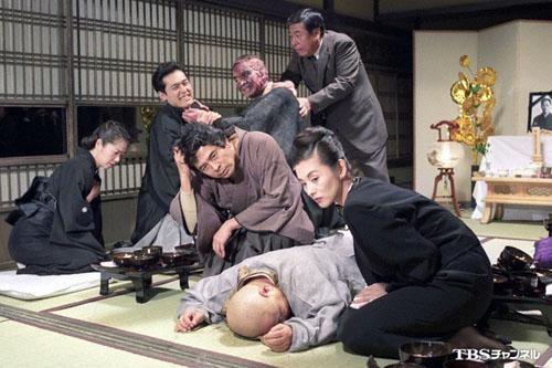 八つ墓村 / 古谷一行 名探偵・金田一耕助シリーズ#13