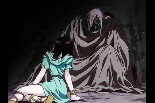 イース2 天空の神殿 -アドル・クリスティンの冒険- (OVA全4話)