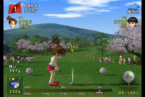 みんなのGOLF 3 (PS2)