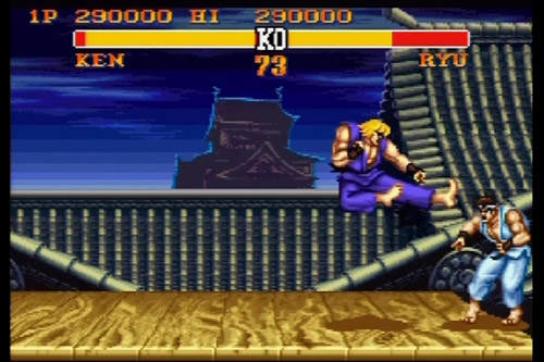 Street Fighter II'TURBO