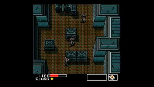 メタルギア (MSX2)