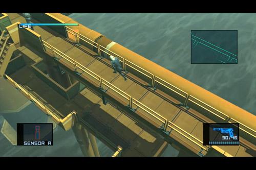 メタルギア ソリッド 2 サンズ・オブ・リバティ (PS2)