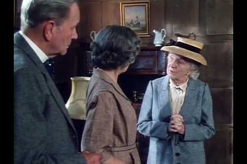 Miss Marple / The Moving Finger