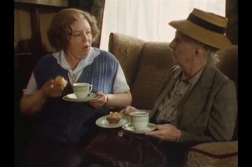 Miss Marple / Mirror Crack'd from Side to Side
