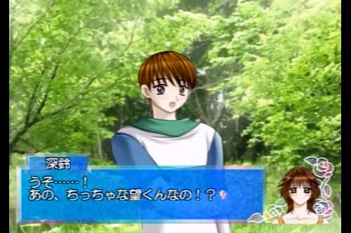 女の子のための THE 恋愛アドベンチャー ~硝子の森~ SIMPLE2000シリーズ 13 (PS2)