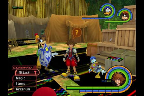 キングダム ハーツ -ファイナルミックス- (PS2)