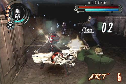 ガングレイヴ O.D. (PS2)