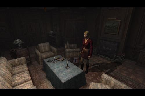 サイレントヒル2 最期の詩 (PS2)