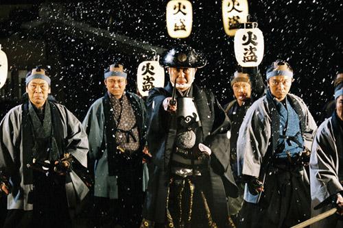 Onihei Hankacho Movie