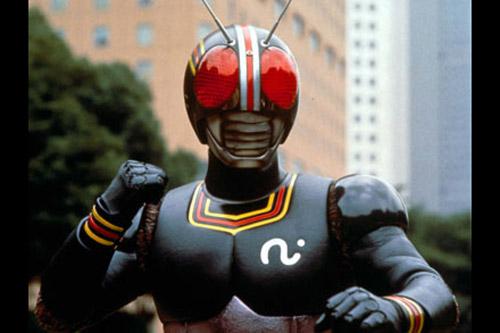 Masked Rider Black [1987/10/4 - 1988/10/9]