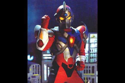 電光超人グリッドマン (全39話)
