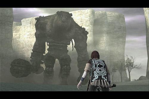 ワンダと巨像 (PS2)