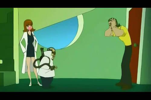 Webアニメ きまぐれロボット (全10話)