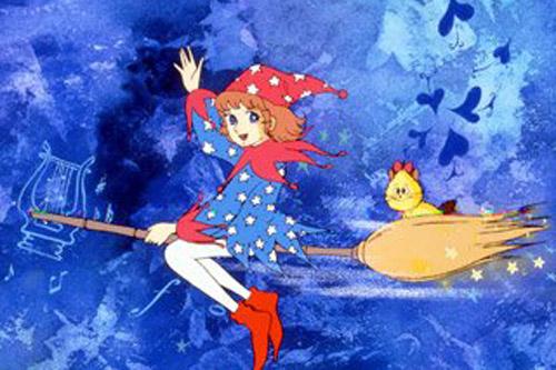 魔法少女ララベル 劇場版 海が呼ぶ夏休み