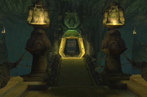 Call of Cthulhu: Dark Corners of the Earth (PC)