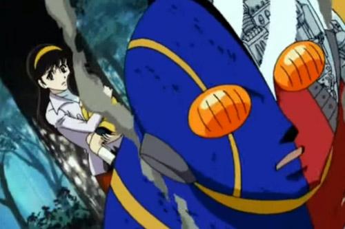 人造人間キカイダー THE ANIMATION (全12話)