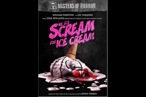 アイスクリーム殺人事件(トム・ホランド) / マスターズ・オブ・ホラー (S2-23)