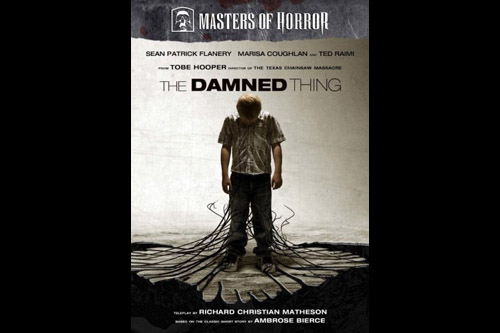 The Damned Thing / Masters of Horror
