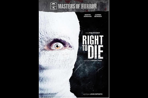 Right to Die / Masters of Horror