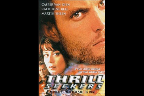 The Time Shifters; Thrill Seekers