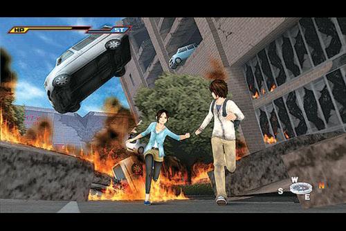絶体絶命都市3 -壊れゆく街と彼女の歌- (PSP)