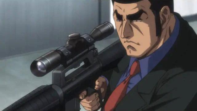 Golgo 13 (TV Anime)
