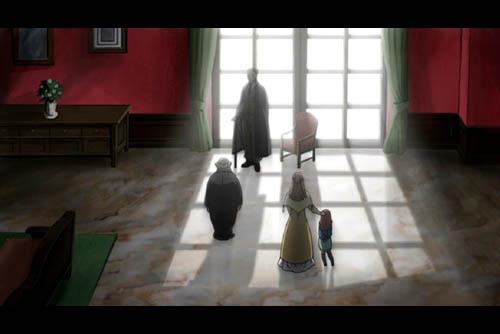 鋼の錬金術師FMA OVA1 盲目の錬金術師