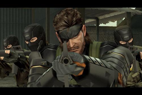 メタルギアソリッド ピースウォーカー (PSP)