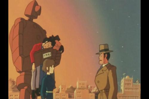ルパン三世 TV第2期・第155話「さらば愛しきルパンよ」