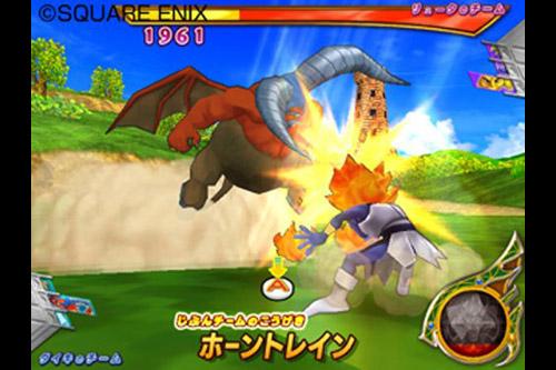 ドラゴンクエスト モンスターバトルロードビクトリー (Wii)