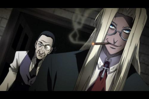 Hellsing Ultimate OVA 1