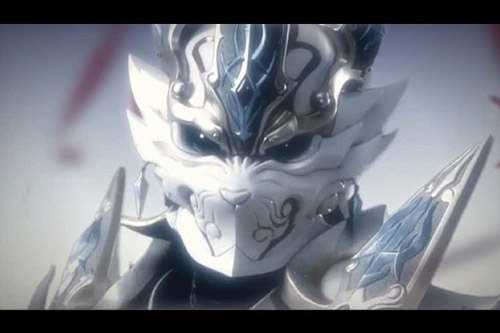 Garo Special: Beast of the Midnight Sun