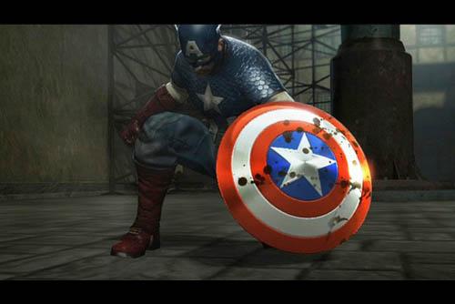 Captain America: Super Soldier (Xbox360)